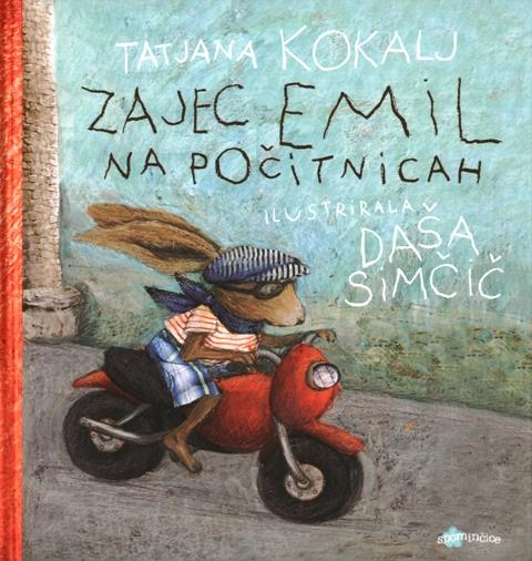 Zajec Emil na počitnicah/Emil Rabbit's Holiday (Spominčice, English)